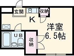 谷保駅 4.0万円
