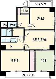東八町駅 9.3万円