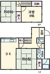 豊橋駅 8.3万円
