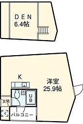 大岡山駅 13.5万円
