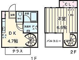 自由が丘駅 12.2万円