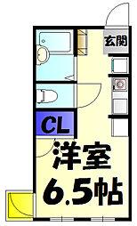 みどり台駅 4.9万円
