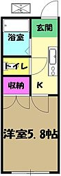 鎌取駅 2.4万円