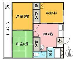 仏子駅 5.4万円