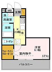 元加治駅 4.2万円