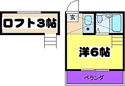 本八幡駅 3.2万円
