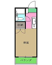 京王八王子駅 4.5万円