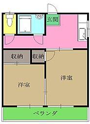 高尾駅 3.6万円