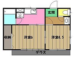 【敷金礼金0円!】中央線 西八王子駅 バス15分 泉町下車 徒歩4分