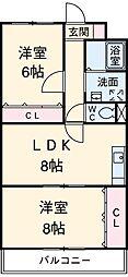 左京山駅 6.8万円