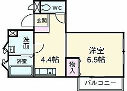 中神駅 6.3万円