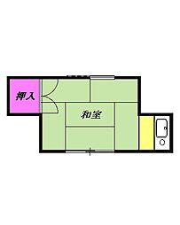 十条駅 2.8万円