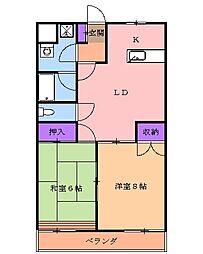 グリーンハイツ三澤パート6