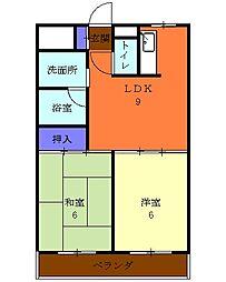 鷺沼駅 7.5万円