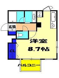 薬園台駅 7.2万円