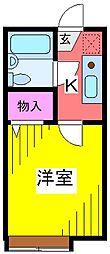篠崎駅 4.1万円