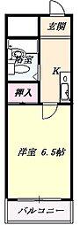藤が丘駅 1.8万円