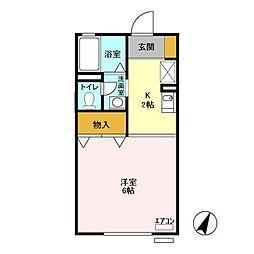 小倉台駅 4.0万円