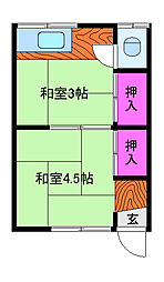 新小岩駅 3.6万円