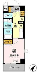 入曽駅 6.5万円