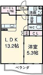 御油駅 4.8万円
