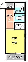一社駅 2.2万円