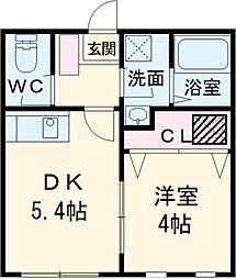 大山駅 7.8万円