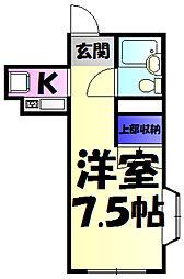 天台駅 3.2万円