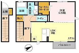 深谷駅 6.3万円