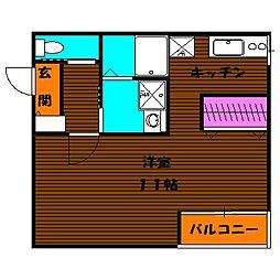 大岡山駅 11.0万円