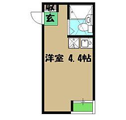 元住吉駅 4.1万円