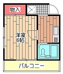 南酒々井駅 2.5万円
