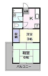 清水駅 4.5万円
