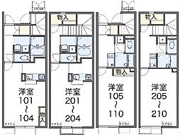 鴻巣駅 4.4万円