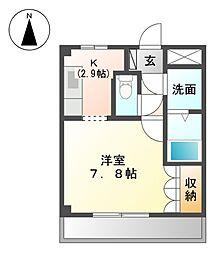 近鉄蟹江駅 4.3万円