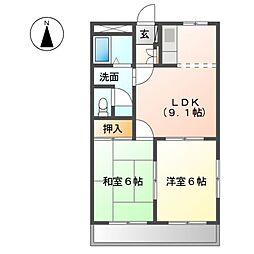 五ノ三駅 4.4万円