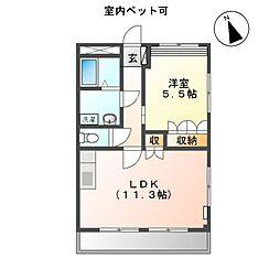 吉良吉田駅 4.3万円