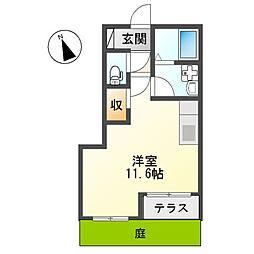 東伏見駅 7.8万円