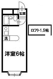 京成大久保駅 2.9万円