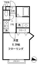 西小山駅 7.7万円