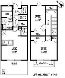 内房線 五井駅 バス8分 飛天坂下車 徒歩2分