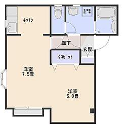 中央前橋駅 4.1万円