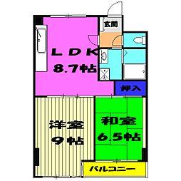京成大久保駅 6.9万円