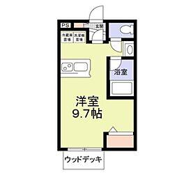 東武東上線 鶴ヶ島駅 徒歩6分の賃貸アパート