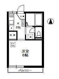 津田沼駅 3.3万円