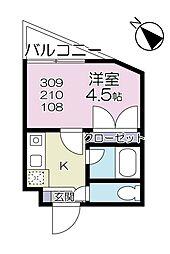 西国分寺駅 4.1万円