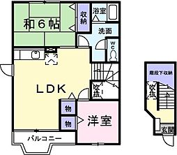 鴻巣駅 5.3万円