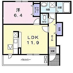 鹿沼駅 4.3万円