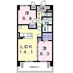 相模大塚駅 11.5万円