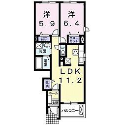 近鉄富田駅 6.8万円